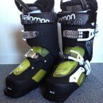 サロモン スキーブーツ FOCUS 2012-13 ブラック