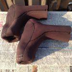 真冬の必需品 サーフブーツの乾かし方