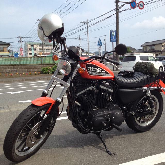 XL883R 売却!