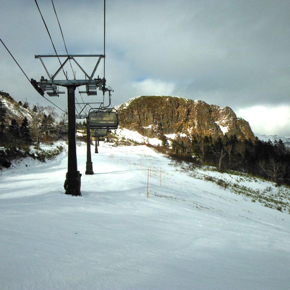 2015/01/08 川場スキー場