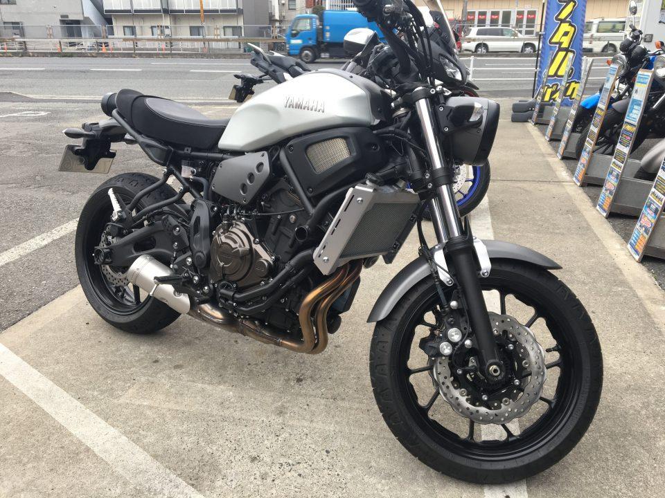 ヤマハXSR700 次の相棒は、ネオレトロなネイキッドバイクだ!