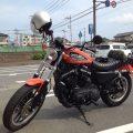 XL883R ついに売却 2年間のハーレー生活に感謝!